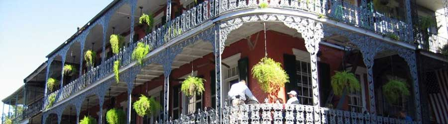 French Quarter - Louisiana Historic Site
