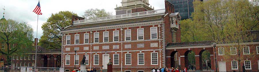 Liberty Bell and Independence Hall - Pennsylvania Historic Sites