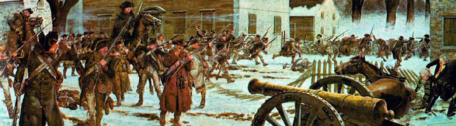 when did the battle of trenton take place