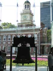 Liberty Bell - Philadelphia Independence Hall