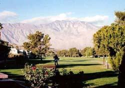 Palm Springs Taquitz Golf Course
