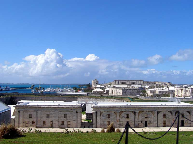 bermuda sites